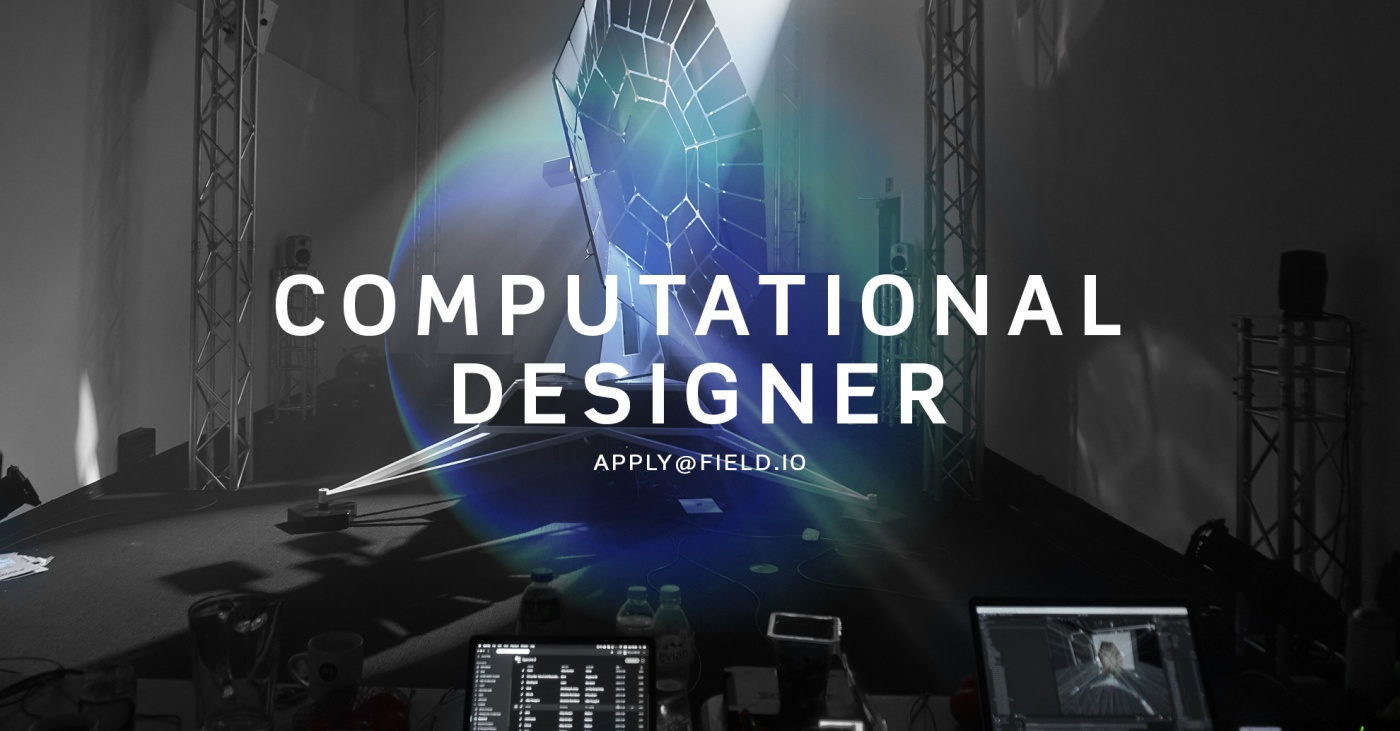 Jobs: computational by FIELD.IO