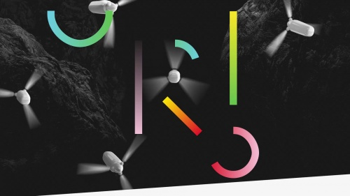 Festival Identity: resonate3 by FIELD.IO