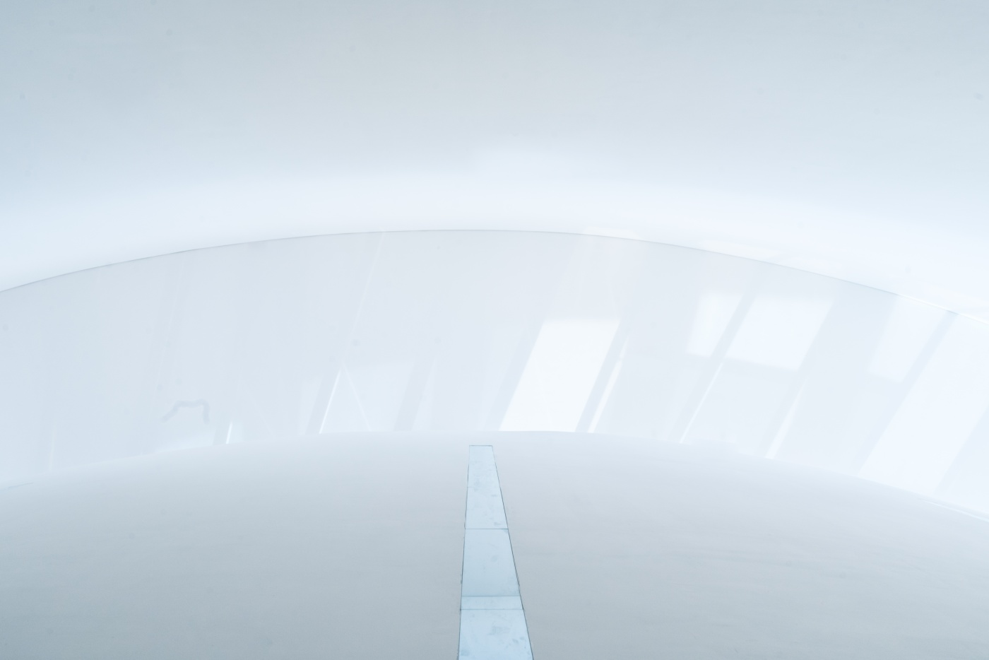 Absence of Colour: Pinakothek der Moderne in White-15 by FIELD.IO